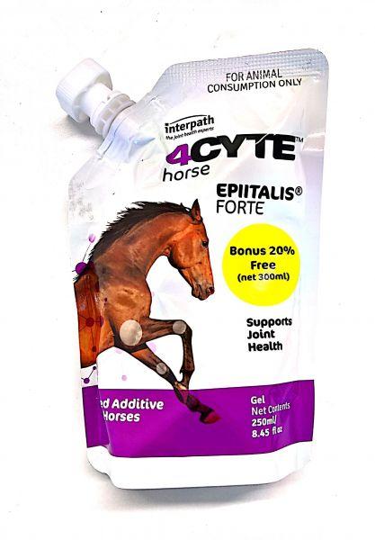 4Cyte Equine Epiitalis Forte Gel 250ml
