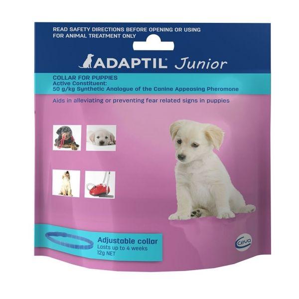 Adaptil junior puppy collar