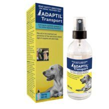 Adaptil (DAP)  Natural Spray for Dogs (Now called Transport )