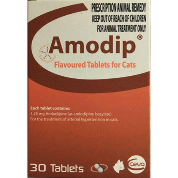 Amodip 1.25mg tablets ( box of 30)