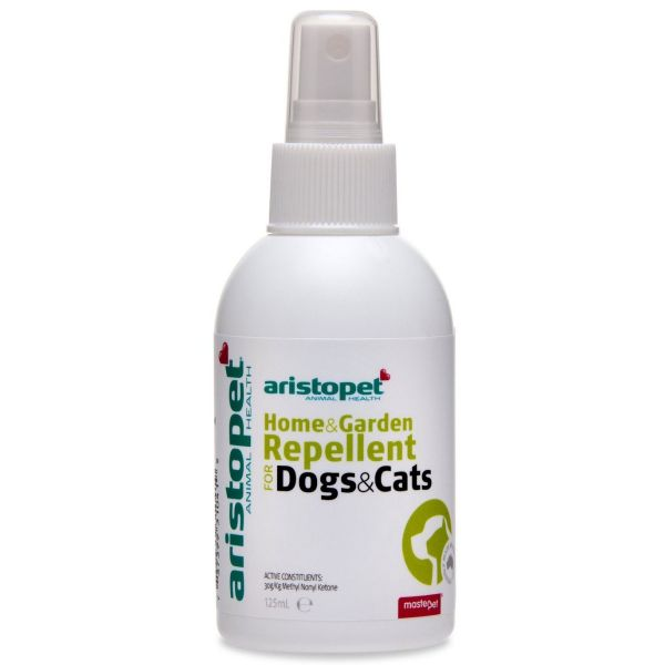 Aristopet Repel Spray for cats and dogs 125ml
