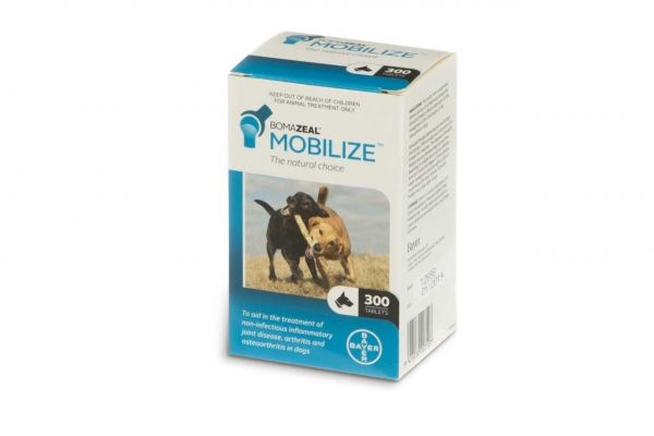 BomaZeal MOBILIZE size 300 tablets