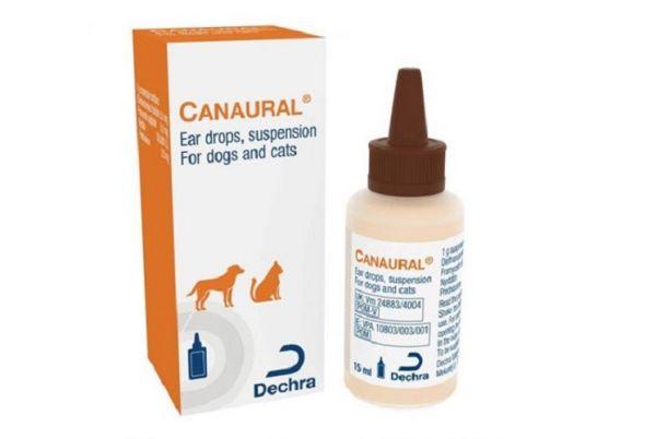Canaural Ear Drops (15ml Bottle) Prescription Required