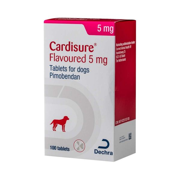 Cardisure 5mg Pack of 100   Prescription Required