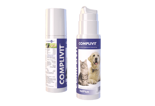 Complivit Energy Paste for Cats & Dogs 150ml