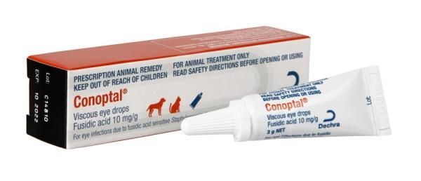 Conoptal Eye Drops 3g Tube Prescription Required