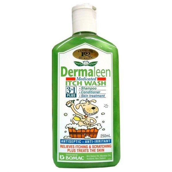 Dermaleen medicated Itch Wash 250ml