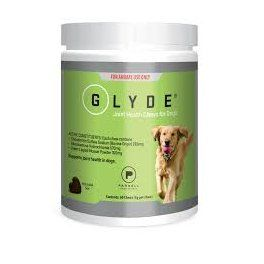Glyde Joint Health Chews for Dogs  120 pack