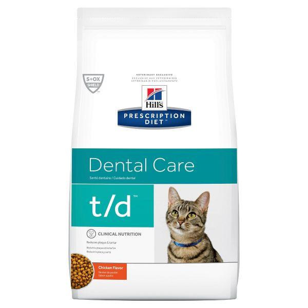Hills Prescription Diet Cat t/d Dental Care 3kg