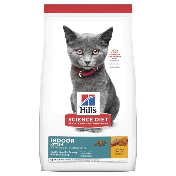 Hill's Kitten Indoor 3.17kg