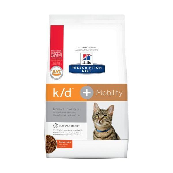 Hills Prescription Diet Cat k/d + Mobility 2.9kg