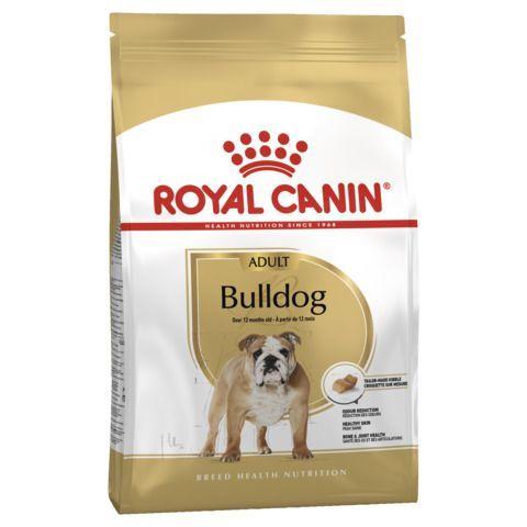 Royal Canin Adult Bulldog 12kg