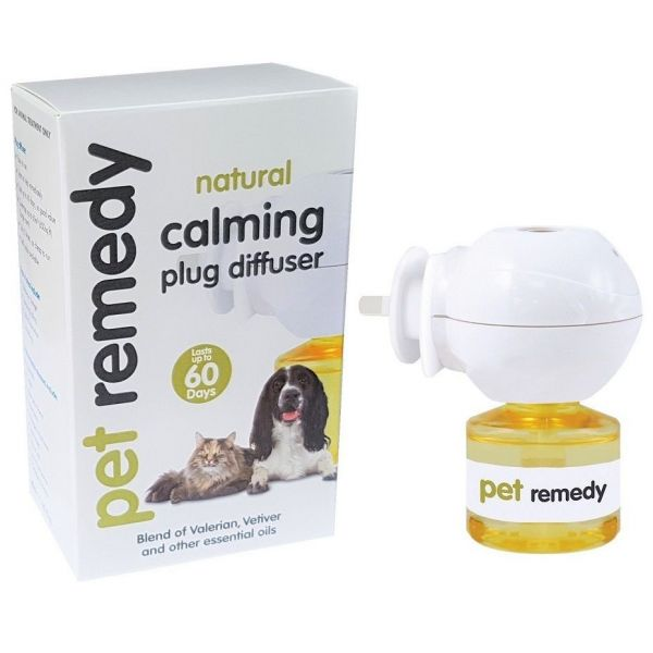 Pet Remedy Calming Plug in diffuser includes one vial