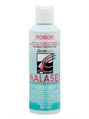 Malaseb shampoo 250ml  Prescription Required