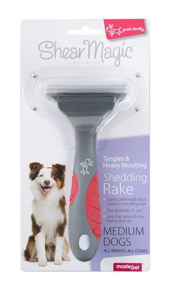 Shear Magic Shedding Rake Medium