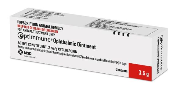 Optimmune Ophthalmic Ointment (Prescription Required)