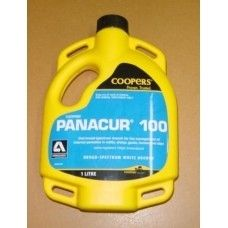 Panacure 100  one litre size