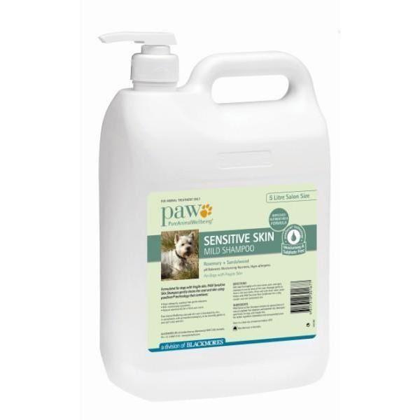 PAW Sensitive Skin Mild Shampoo  5 Litres