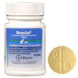Drontal for Dogs up to 10kg