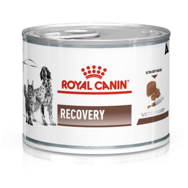 Royal Canin Recovery Cat/Dog Can 195g x 12