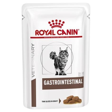 Royal Canin Gastro Intestinal Cat Pouch 85g x 12