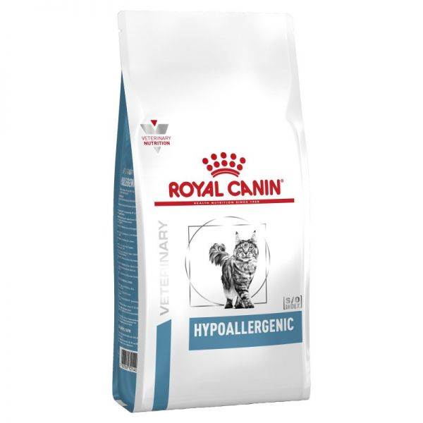 Royal Canin Hypoallergenic for Cat 4.5kg