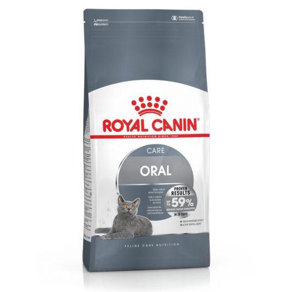 Royal Canin Feline Oral Care 8kg
