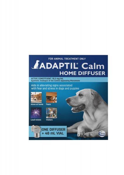 Adaptil Dog Appeasing Pheromone (DAP) Diffuser (with 48ml refill)