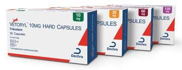vetoryl 60mg  x 30 capsules